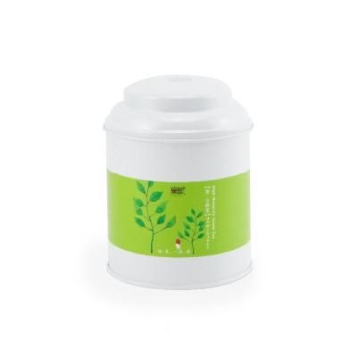金萱綠茶 100g圓鐵罐裝