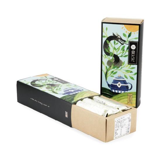 【茶食光光】阿里山炭焙烏龍茶起酥餅(15入盒裝)