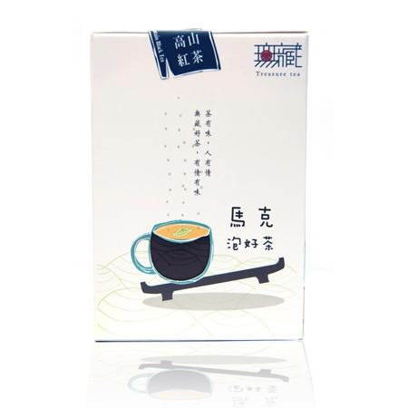 【無藏故事茶】6g充氮包盒裝