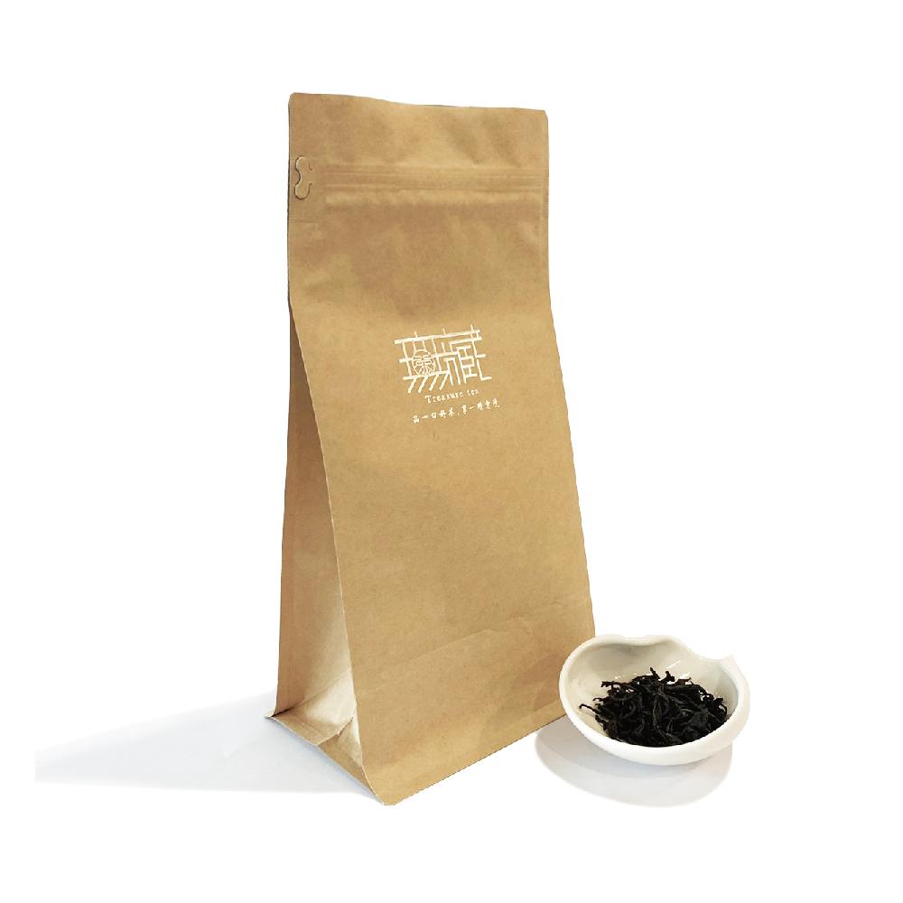 【無藏嚴選】日月潭 台茶18號紅玉紅茶 - 150g裸包裝