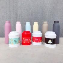 【冷泡紅茶 • 帶著走】馬卡龍冷泡隨身瓶300ml (6色可選)+台灣紅茶系列 (4款可選)