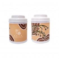 【無花不茶】花入烏龍茶:蕎麥烏龍—3g三角茶包*3入精緻罐裝