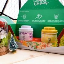 【限定款聖誕禮物】無藏會開花的茶 - 2入精緻禮盒 交換禮物