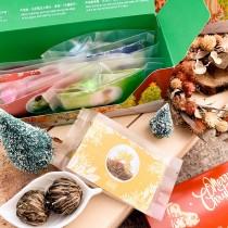 【限定款聖誕禮物】無藏會開花的茶 - 6入裸包禮盒(6款花型各1入)