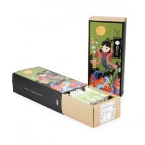 【茶食光光】玉山焦糖烏龍茶煎餅(12入盒裝)