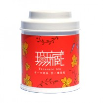 【無藏嚴選】台茶18號日月潭紅玉紅茶—10g精緻罐裝