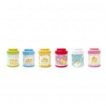 【無藏茗茶X紙箱貓】繽紛小茶罐系列—單入空罐(共6款)