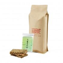【茶食光光】無藏嚴製茶點-烏龍茶煎餅(12入袋裝)
