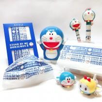 【上好生醫】Doraemon_文字系列D_親子款 / 醫療口罩 / 10入盒裝 / MD雙鋼印