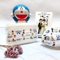 【上好生醫】Doraemon_結婚系列G_親子款 / 醫療口罩 / 10入盒裝 / MD雙鋼印