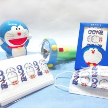 【上好生醫】Doraemon_經典系列A_親子款 / 醫療口罩 / 10入盒裝 / MD雙鋼印