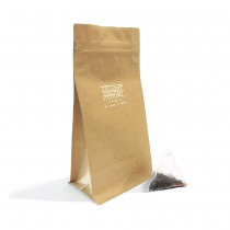 【無花不茶】原葉三角立體茶包-日月潭小葉種紅茶50入裸包裝