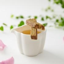 【無藏嚴選】健康茶食—乾淨 DGI機能烏龍茶起酥餅 (奶素) (10支/盒裝)