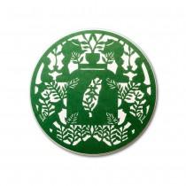 【玩美文創】台灣剪紙系列_吸水陶瓷_台灣好系列_台灣好茶杯墊