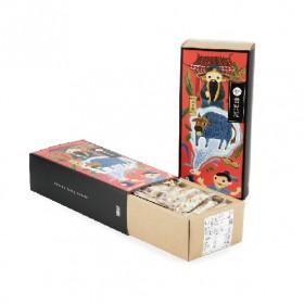 【茶食光光】阿里山金萱紅茶牛軋糖 (300g/盒裝)_(出貨:年前)