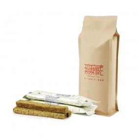 (團購組)【茶食光光】炭焙烏龍茶起酥餅 (15支袋裝)(一組8入)